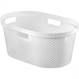Curver Koš na čisté prádlo INFINITY 39L- bílý