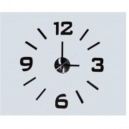Stardeco Nástěnné nalepovací hodiny HM-10ME101B