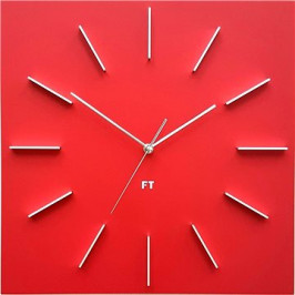 FUTURE TIME FT1010RD Square Red
