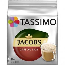 TASSIMO Jacobs Cafe Au Lait 16 porcí