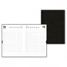 Denní záznamy - černá