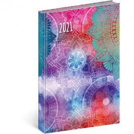 Denní diář Cambio Fun 2021, Mandala