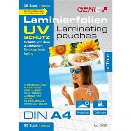 GENIE A4 125 mic. s UV ochranou 25 ks