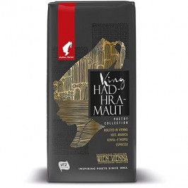 Julius Meinl King Hadhramaut UTZ, zrnková káva, 250g