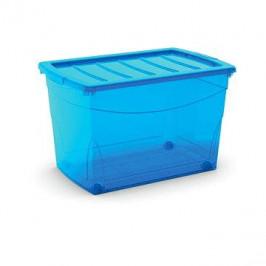 KIS Omnibox XL modrý 60l na kolečkách