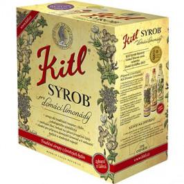 Kitl Syrob Bezový 5l bag-in-box