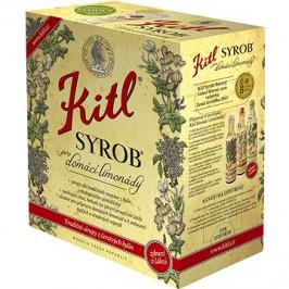 Kitl Syrob Mátový 5l bag-in-box