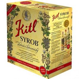 Kitl Syrob Grapefruit 5l bag-in-box