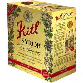 Kitl Syrob Višňový 5l bag-in-box