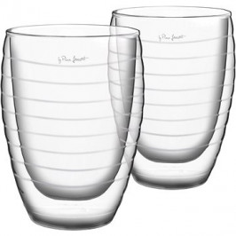 Lamart set 2ks juice sklenic 370ml VASO LT9013