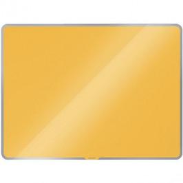 Leitz Cosy 80x60cm magnetická žlutá
