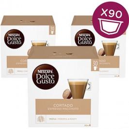 NESCAFÉ Dolce Gusto Cortado Espresso Macchiato XXL, 3 balení