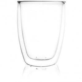 Sklenice dvoustěnné sklo 0,33 l