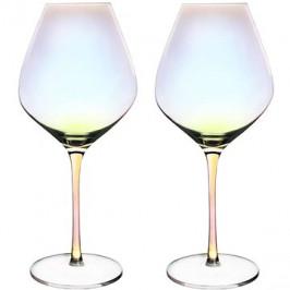 Sklenice LUSTER 0,65 l červené víno 2 ks