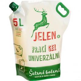 JELEN prací gel univerzální REFILL 5 l (111 praní)