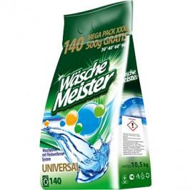 WASCHE MEISTER Universal 10,5 kg (140 praní)