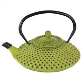 Toro konvice na čaj litinová 1,25l, zelená