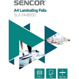 SENCOR SLA FA4B150 A4 150mic - balení 100ks