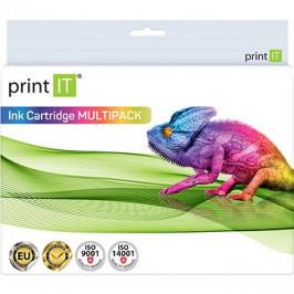 PRINT IT Multipack PGI-550XL + CLI-551XL 2xBk/PBK/C/M/Y pro tiskárny Canon