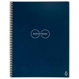 ROCKETBOOK Everlast Letter A4 tmavě modrý