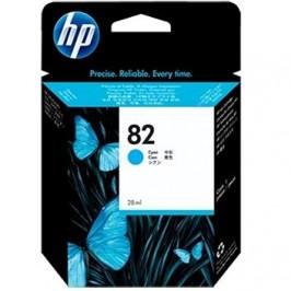 HP CH566A č. 82 azurová