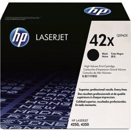 HP Q5942XD č. 42X černý