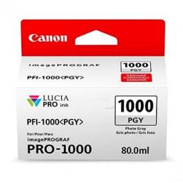Canon PFI-1000PGY foto šedá