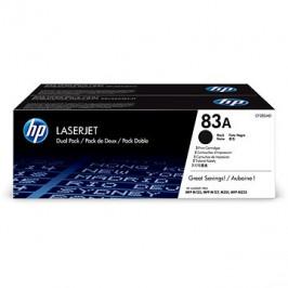 HP CF283AD č. 83AD Dual Pack černý 2ks