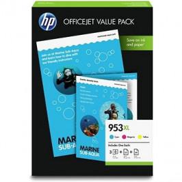 HP 953XL č. 1CC21AE Multipack
