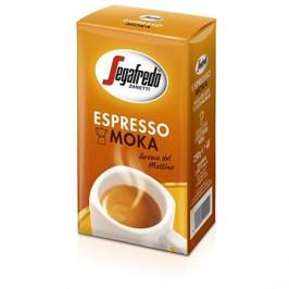 Segafredo Moka espresso, mletá káva, 250g