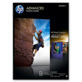 HP Q5456A Advanced Glossy Photo Paper A4