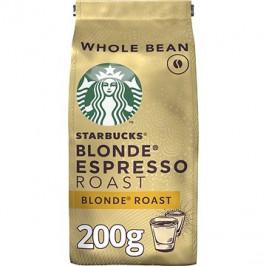Starbucks Blonde Espresso Roast, zrnková káva, 200g