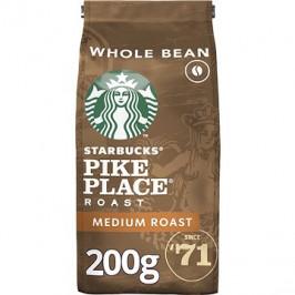 Starbucks Pike Place Espresso Roast, zrnková káva, 200g