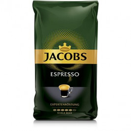 Jacobs Espresso, zrnková, 1000g