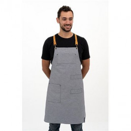 Vondrak design - Reverse denim & Leather