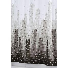 Sapho SKYLINE sprchový závěs 180x200cm, polyester 47367