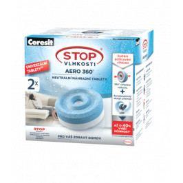 Tablety stop vlhkosti Ceresit AERO 2x 450 g CSVAEROTBL