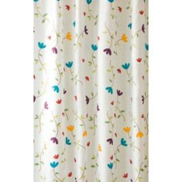 Aqualine polyester květovaný ZP007 180 x 200 cm