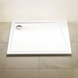 Ravak vanička GIGANT PRO 100x80 R 10° white - XA05A40101P