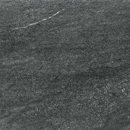 Dlažba Rako Quarzit černá 60x60 cm mat DAR63739.1