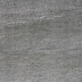 Dlažba Rako Quarzit tmavě šedá 60x60 cm mat DAR63738.1