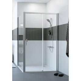 Boční stěna ke sprchovým dveřím 120x200 cm Huppe Classics 2 chrom lesklý C25407.069.322