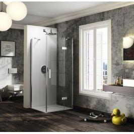 Sprchové dveře 80x200 cm pravá Huppe Solva pure chrom lesklý ST0707.092.322