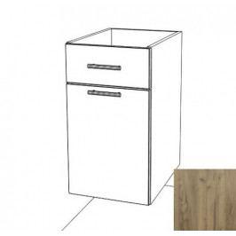 Kuchyňská skříňka zásuvková spodní Naturel Gia 40x72 cm dub BZ14072DT