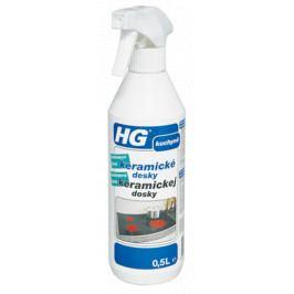 HG Každodenní čistič keramické desky 0,5l HGKCKD