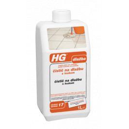 HG Čistič na dlažbu s leskem - lesklá péče pro podlahy 1l HGLPP