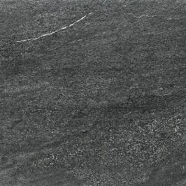 Dlažba Rako Quarzit Outdoor černá 60x60 cm mat DAR66739.1