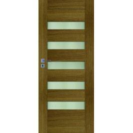 Interiérové dveře Naturel Accra pravé 60 cm dub ACCRADP60P