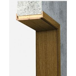 Obložková zárubeň Naturel 60 cm pro tloušťku stěny 18-20 cm dub pravá O4DP60P