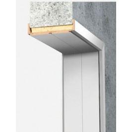 Obložková zárubeň Naturel 80 cm pro tloušťku stěny 24-28 cm bílá levá O6BF80L